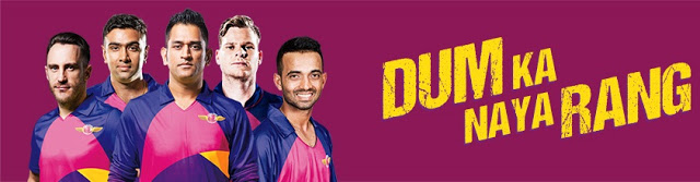 Rising Pune Supergiants Theme Song